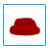 Hat for Nera (red)